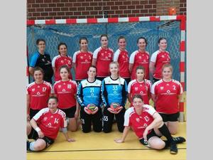 Crowdfunding Projekt der 2. Handball Damenmannschaft