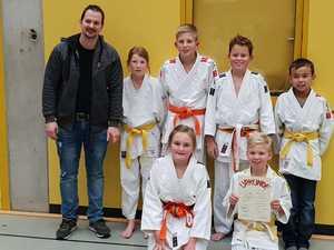 Erfolgreiches Wochenende für TVB - Judokas