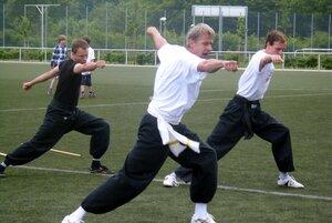 Kung Fu: Das Training geht kontaktlos weiter