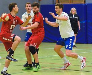 Handball Bezirksliga: TV Borghorst verliert bei Sparta deutlich