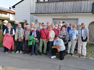 Chiemgauer Land - das Reiseziel des TV Borghorst 2020